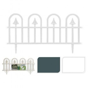 SET 4 BORDES JARDIN