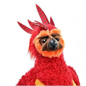 Parasol excentrico de madera