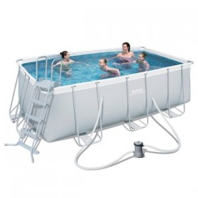 Piscina Tubular Power Steel...