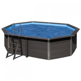 Piscina Oval Composite de...