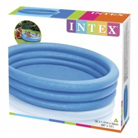 Piscina crystal blue de Intex